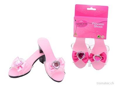 Prinzessinnenschuhe rosa