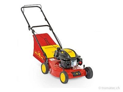 WOLF Benzin-Rasenmäher Select 4600