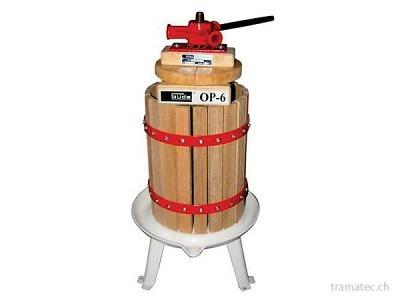 Güde Obstpresse 6 Liter OP-6
