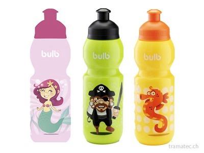 Bulb Kinder Trinkflasche Bulb ass.