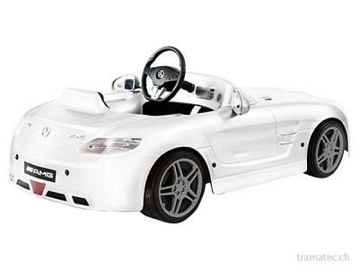 Mondo Ride IN Mercedes-Benz SLS