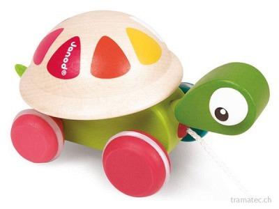 Janod Nachzieh Schildkröte