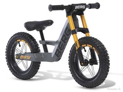 BERG Laufrad Biky Cross Grey